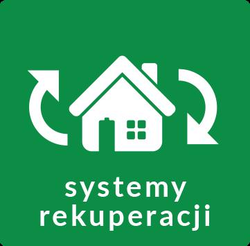 Projekt i montaż - systemy rekuperacji